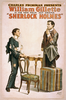 Charles Frohman Presents William Gillette In His New Four Act Drama, Sherlock Holmes Image
