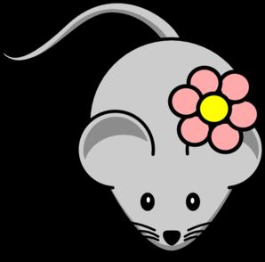 rat with flower clip art at clker com vector clip art squirrel clip art cute squirrel clip art images