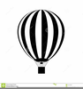 Free Clipart Of Hot Air Balloons Image