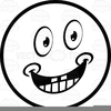Smiley Face Emotion Clipart Image
