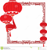 Chinese New Year Lantern Clipart Image
