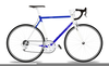 Bicycles Clipart Image