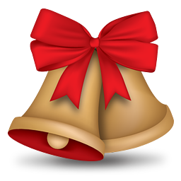Christmas Bells 1 Free Images At Clker Com Vector Clip Art Online Royalty Free Public Domain