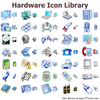 Hardware Icon Library Image