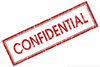 Confidential Watermark Clipart Image