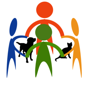 Colorful People With Animals Clip Art at Clker.com ...
