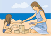 I Build Sandcastles Image
