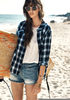 Surfer Girl Fashion Image