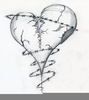 Heart Grin Clipart Image