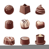 Chocolates Clipart Free Image