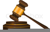 Clipart Judge Gavel Image