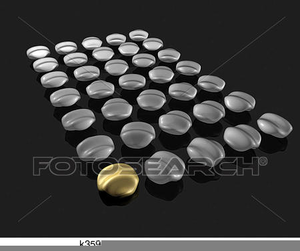 Clipart Or Photograph Of Gold Nugget Image