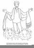 Jesus The Good Shepherd Clipart Image