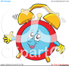 Clipart Of An Alarm Clock Image