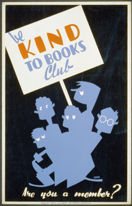 Be Kind To Books Club Are You A Member? / Gregg. Image