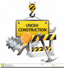 Under Construction Clipart Image