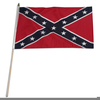 Free Rebel Flag Clipart Image