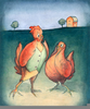 Henny Penny Clipart Image