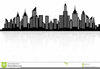 Clipart Skyscrapers Image