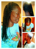 Side Mohawk Braids Image