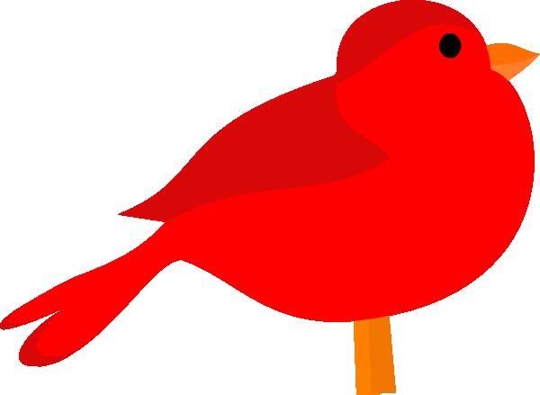 red bird clip art at clker com vector clip art online flying bird clip art images flying birds clipart