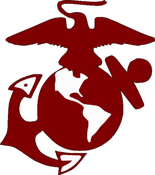 Marines Logo Clip Art at Clker.com - vector clip art ...