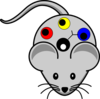 Mouse With Tcr Clip Art