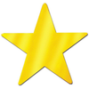 Clipart Of Glod Star Image