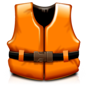 life jacket free images at clkercom vector clip art