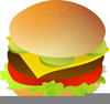 Cookout Food Clipart Image