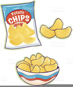 Free Clipart Hot Potato Image
