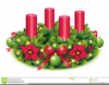 Animated Christmas Candle Clipart Image