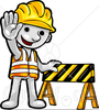 Free Clipart Site Under Construction Image