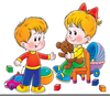 Free Animated Childrens Clipart Image