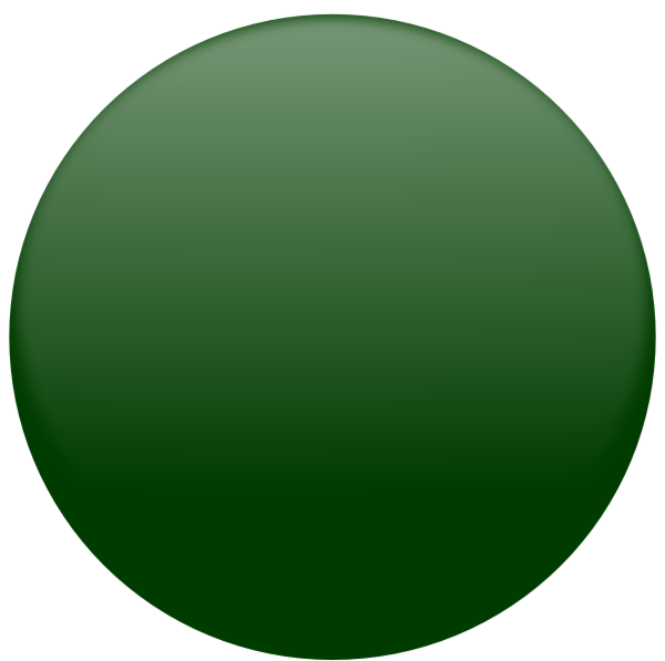 Ball Dark Green Clip Art at Clker.com - vector clip art ...