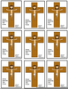 Jesus Died On The Cross Clipart Image