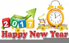 Free Religious New Years Clipart Image