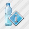 Icon Water Bottle Info Image