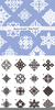 Bw Drawing Clipart Snowflake Image