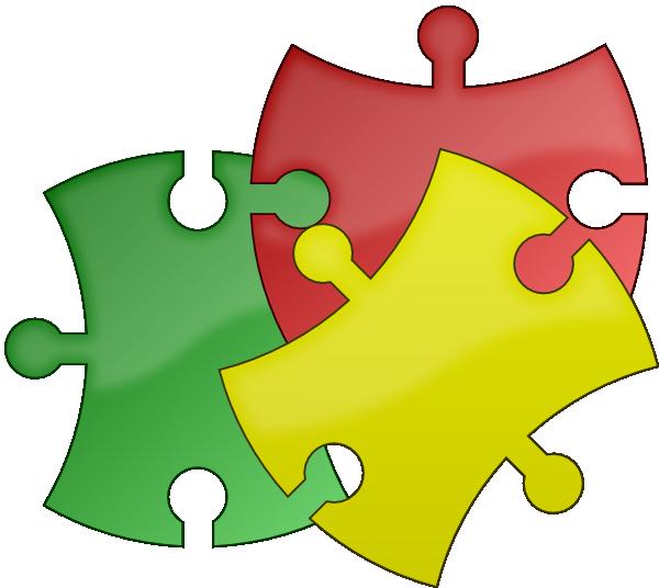 puzzle pieces clip art at clker com vector clip art vector puzzle generator vector puzzle pieces