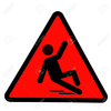Fall Prevention Clipart Image