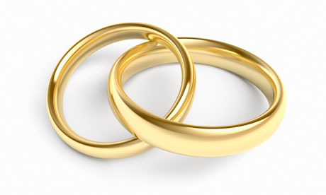 gold wedding rings image - Picture Of Wedding Rings