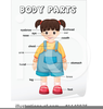 Free Clipart Body Parts Image