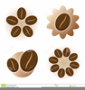 Coffee Bean Clipart Image