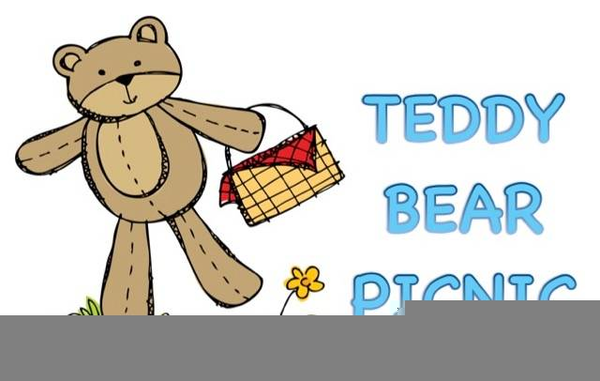 Teddy Bear Picnic Clipart Free Images At Clkercom Vector Clip