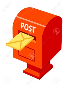Free Post Office Clipart Image