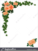 Free Ivy Border Clipart Image