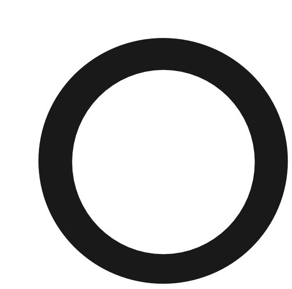 Black Outlined Circle Clip Art at Clker.com - vector clip ...