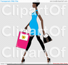 Shopping Bag Image Clipart Image