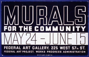 Murals For The Community Image